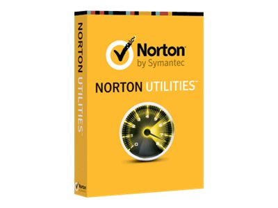 Symantec Norton Utilities 16.0 English 1-user 3-pc Licenses MM