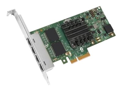Dell Intel i350 4-Port 1Gb LP NIC, 540-BBDV
