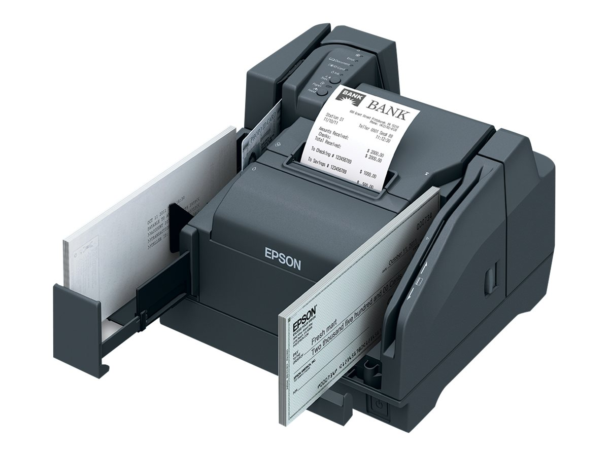 Epson TM-S9000 Multifunction Scanner Printer w  2nd Picket, A41A267011, 16317088, MultiFunction - Ink-Jet