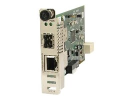 Transition 10 100 1000Base-T to 1000Base-SX Ion CardMM LC 2KM W SFP Module, C3210-1039, 33200990, Network Transceivers