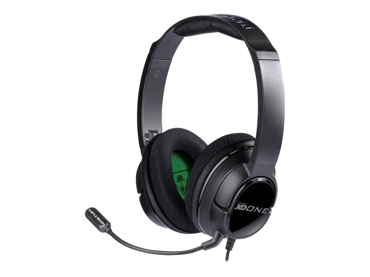 Turtle Beach Ear Force XO One Xbox One Amplified Stereo Mobile Gaming Headset, TBS-2218-01, 17689115, Headsets (w/ microphone)