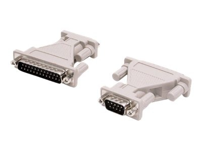 StarTech.com Adapter DB9M to DB25M (AT925MM), AT925MM, 432139, Adapters & Port Converters