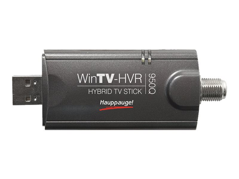 Hauppage WinTV-HVR-950Q hybrid TV stick
