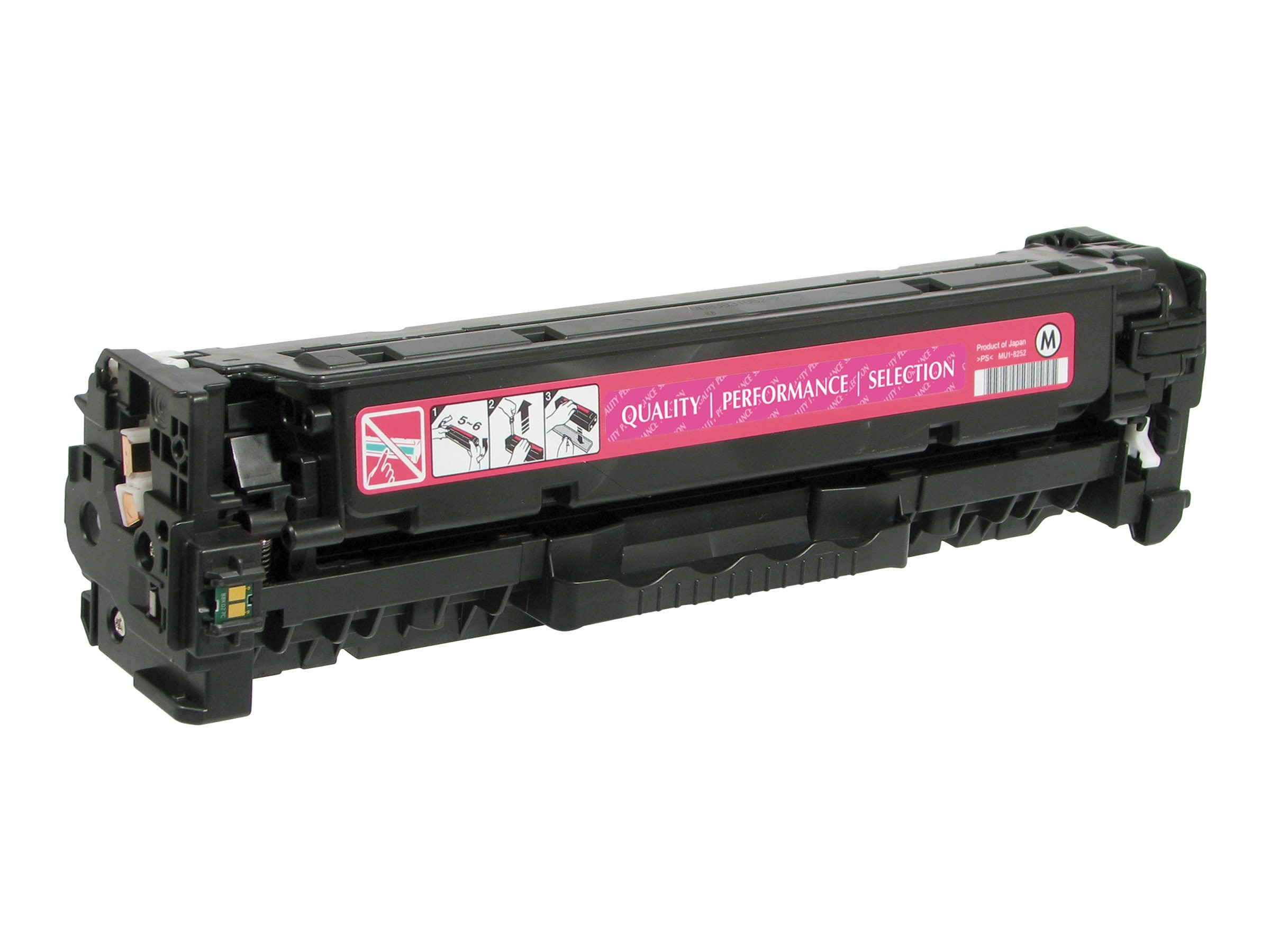 V7 CE413A Magenta Toner Cartridge for HP LaserJet Pro Color M375 M451