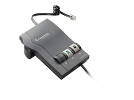 Plantronics Vista M22 Amplifier with Clearline Audio Technology, 43596-64, 7337141, Headsets (w/ microphone)