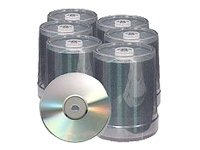 Microboards 52X Taiyo Yuden Silver Lacquer Thermal Hub Printable CD-R Media (600 case)