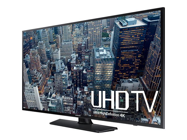 Samsung 60 JU6400 4K UHD LED-LCD Smart TV, Black, UN60JU6400FXZA, 30714792, Televisions - LED-LCD Consumer