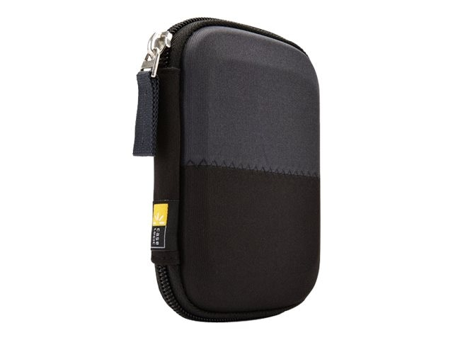 Case Logic Portable Hard Drive Case, HDC11BLACK, 27269034, Carrying Cases - Other