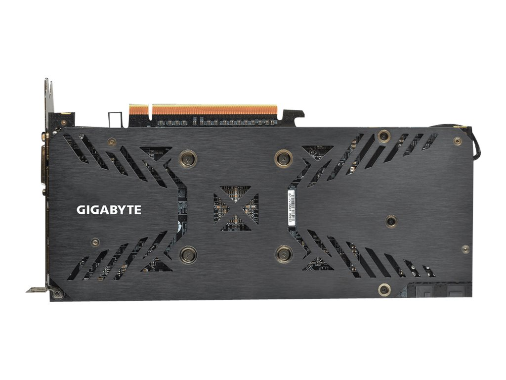 Gigabyte Tech Radeon R9 390X PCIe 3.0 Graphics Card, 8GB GDDR5, GV-R939XWF2-8GD