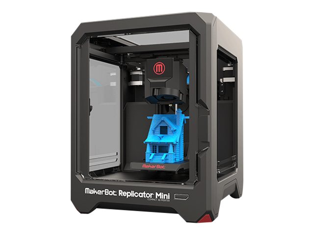 MakerBot Replicator Mini Desktop 3D Printer, MP05925, 17011769, Printers - 3D