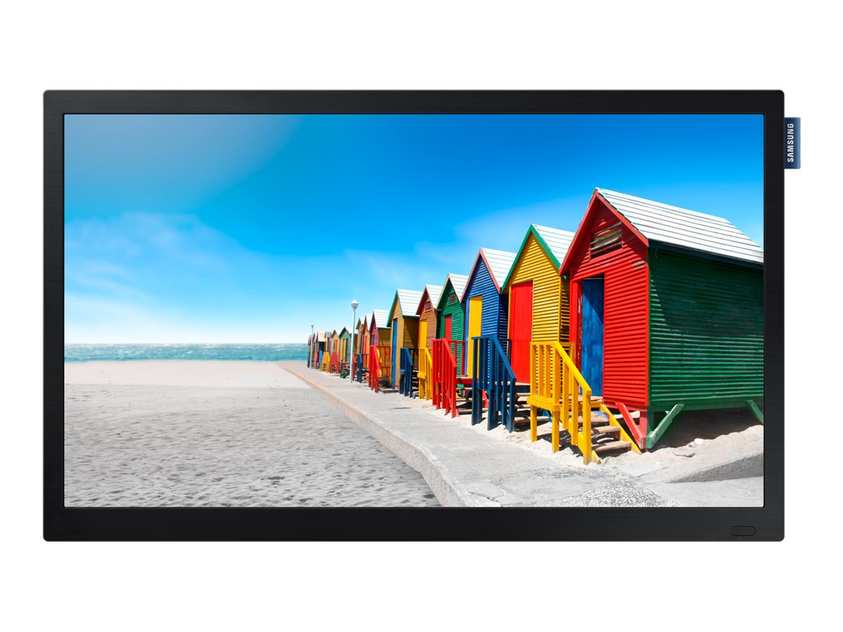 Samsung 22 DB-D Series Full HD LED-LCD Touchscreen Display, Black, DB22D-T, 17862424, Digital Signage Systems & Modules