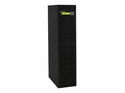 Vinpower ECON Series DVD CD 1:15 Tower Duplicator, ECON-S15T-DVD-BK, 15128365, Disc Duplicators