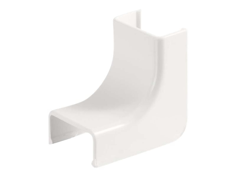 C2G Wiremold Uniduct 2700 Internal Elbow, White, 16061, 18016078, Cable Accessories