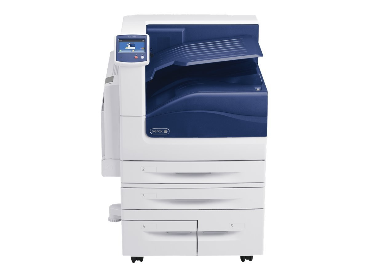 Xerox Phaser 7800 YDX Tabloid Color Printer, 7800/YDX