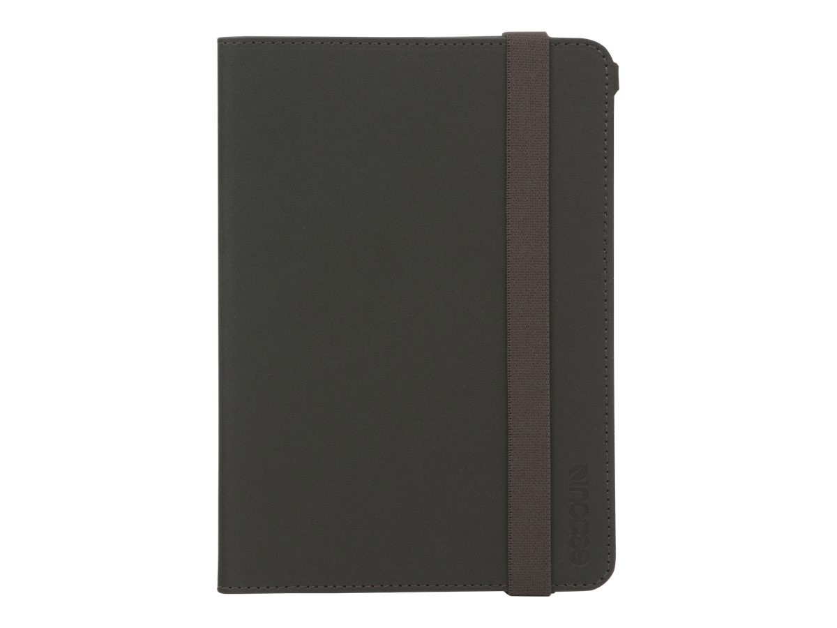 Incipio InCase Classic Book Jacket Case for iPad Mini, Black-Tan