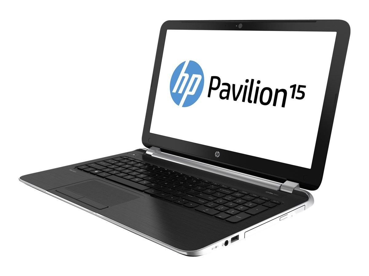 HP 15-d090nr Core i3-3110M 2.4GHz 4GB 500GB DVD SM bgn NIC WC 3C 15.6 HD W7HP64