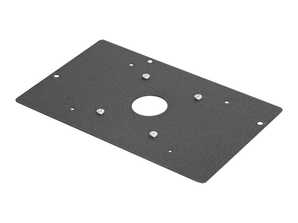 Chief Manufacturing Custom RSA Interface Bracket, Black, SSB168