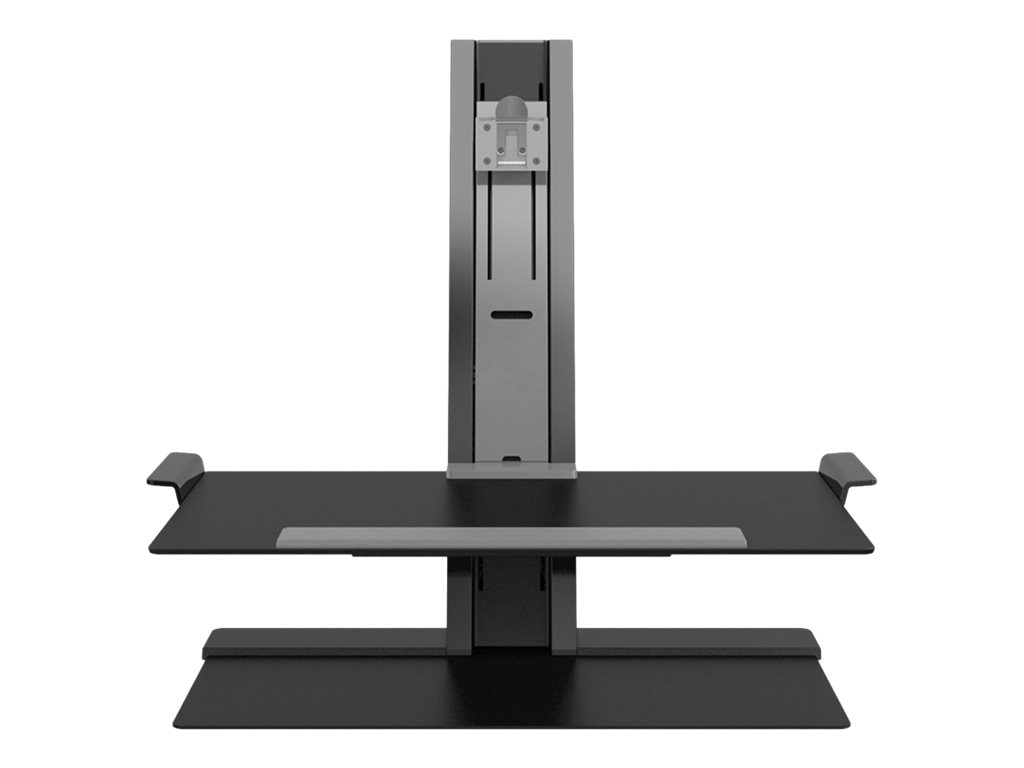 Humanscale QuickStand One-Monitor Sit-Stand Workstation