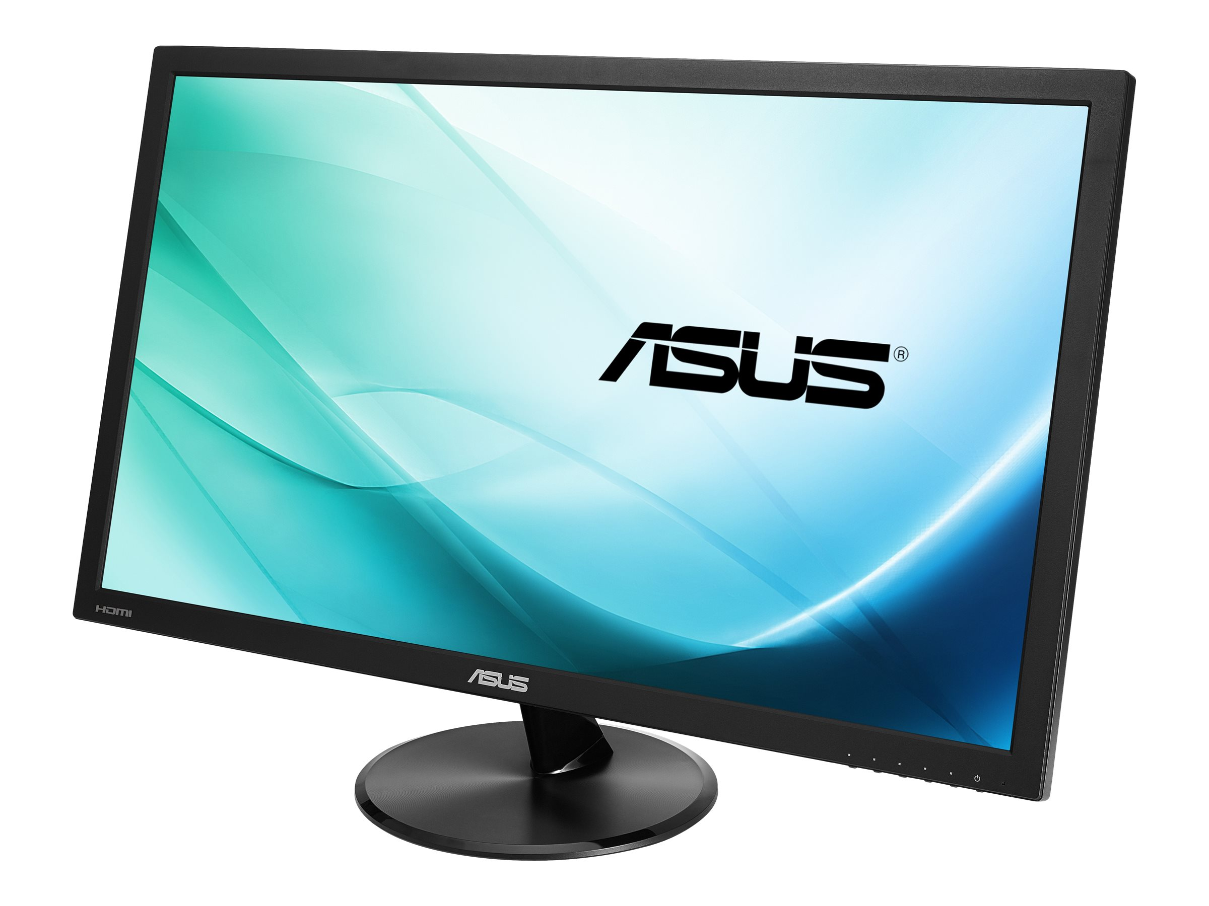 Asus 21.5 VP228H Full HD LED-LCD Monitor, Black, VP228H