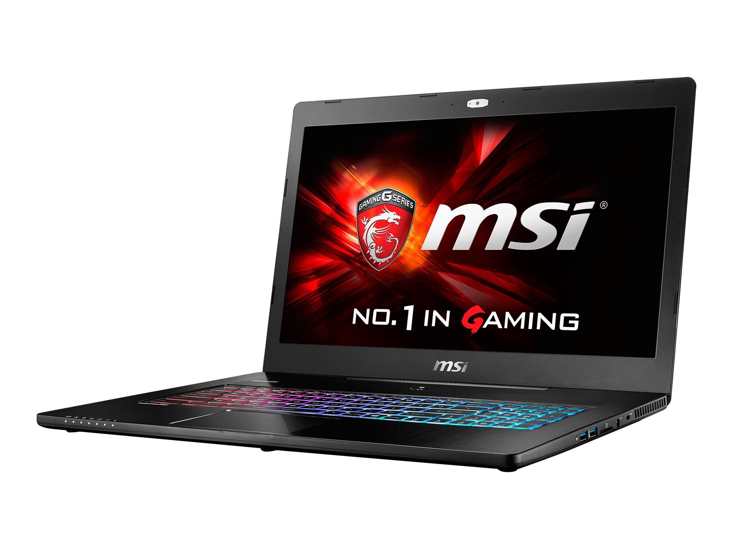 MSI GS72 Stealth Pro 4K-202 Core i7-6700 16GB 256GB SSD GTX 970M, GS72 STEALTH PRO 4K-202, 31391614, Notebooks