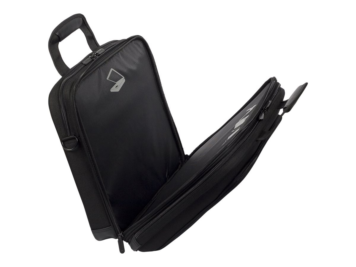Targus Checkpoint-Friendly 15.4 Mobile Elite Laptop Case, Black