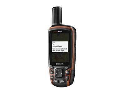 Garmin GPSMAP 64s, Worldwide