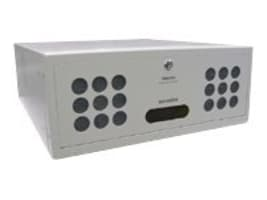 Toshiba 8 Channel DVR, 240 PPS, 250 GB, 4U Chassis, DVR8-240-250, 8892921, Security Hardware