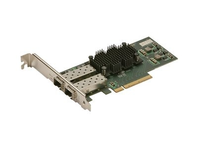 Atto ATTO Dual Channel NIC-X8 PCIe to 10GB Ethernet, FFRM-NS12-000, 12853369, Network Adapters & NICs