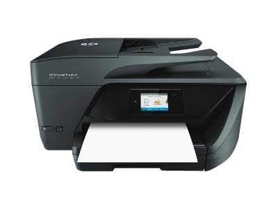 HP OfficeJet Pro 6968 All-in-One Printer ($149.95 - $60 Instant Rebate = $89.95 Expires 12 14), T0F28A#B1H