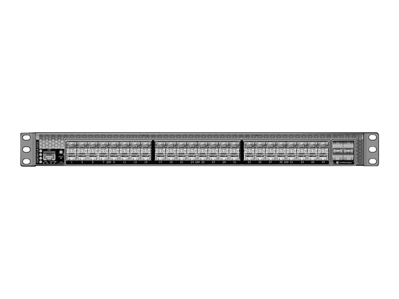 Enterasys SSA180 Front To Back SFP Router, SSA-G8018-0652