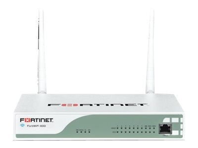 Fortinet FortiWi-Fi 60D Hardware Only, FWF-60D, 16575204, Network Firewall/VPN - Hardware