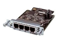 Cisco 4-Port FXS and DID Voice Fax Interface Card, VIC3-4FXS/DID=, 8734287, Network Voice Router Modules