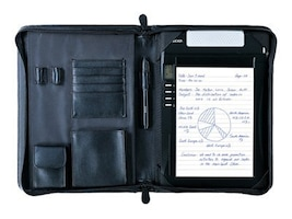 Solidtek PF200 Digimemo Leather Case, DM-PF200, 7345061, Carrying Cases - Notebook