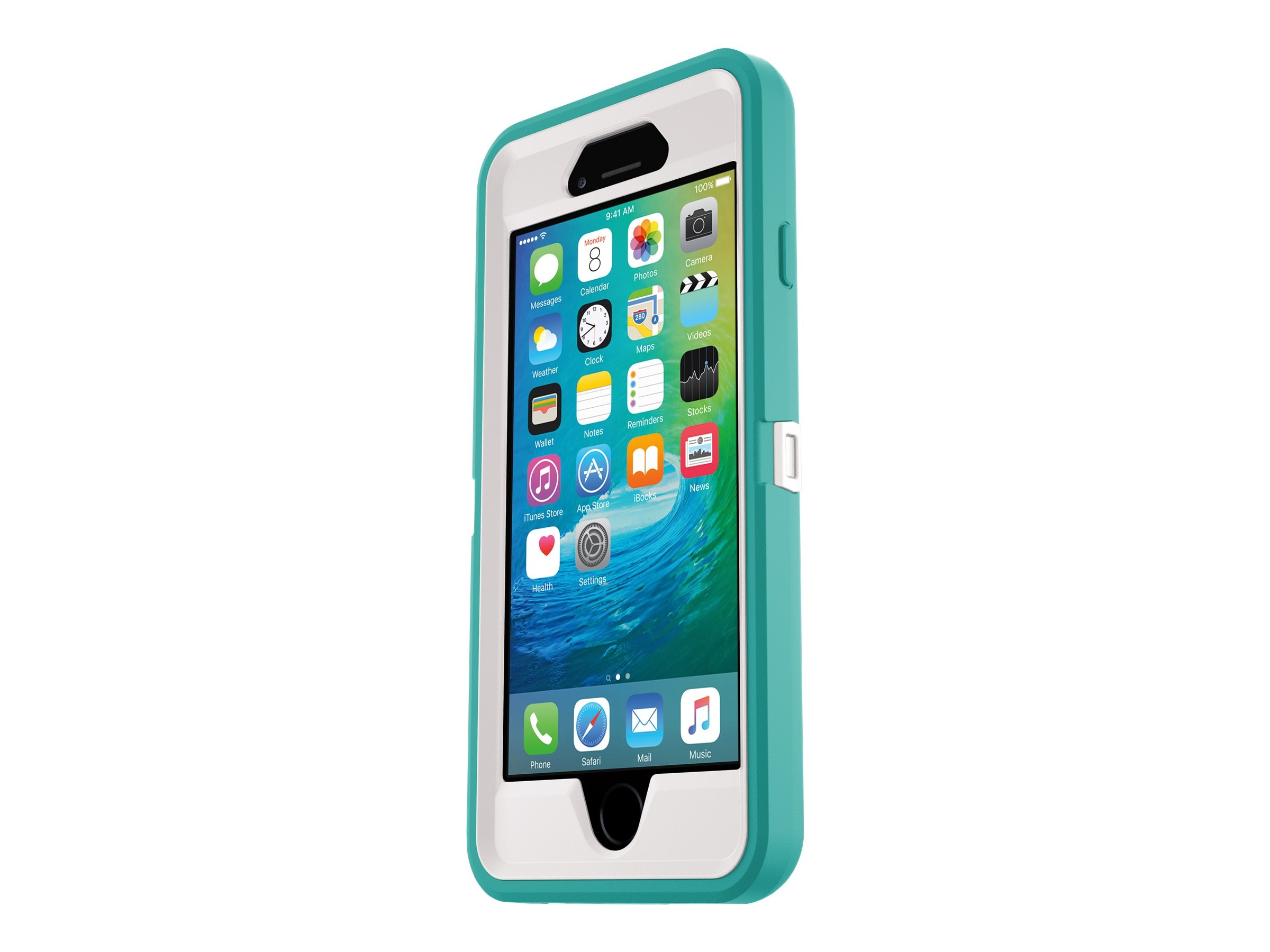 OtterBox iPhone 6s Defender Series Case, Seacrest, 77-52136, 30704076, Carrying Cases - Phones/PDAs