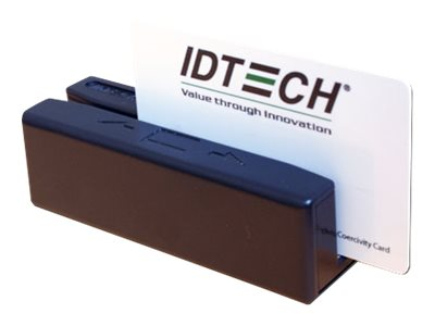 ID Tech SecureMag Encrypted MagStripe Reader, IDRE-332133B, 30855384, Magnetic Stripe/MICR Readers