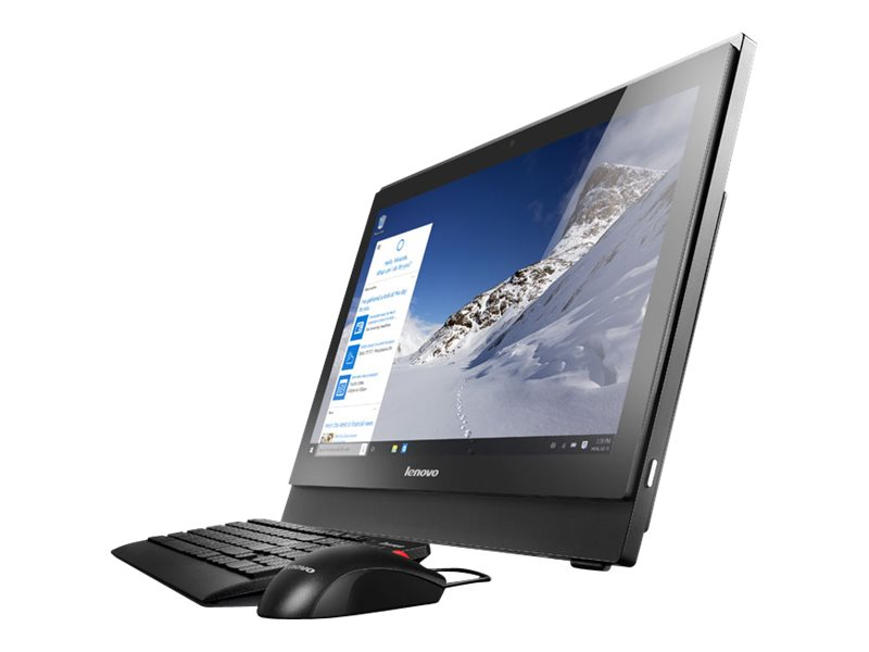 Lenovo S405Z A8-7410 4G 500 W10P, 10HD0009US, 30817329, Desktops - All-in-One