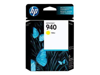 HP 940 (C4905AN) Yellow Original Ink Cartridge