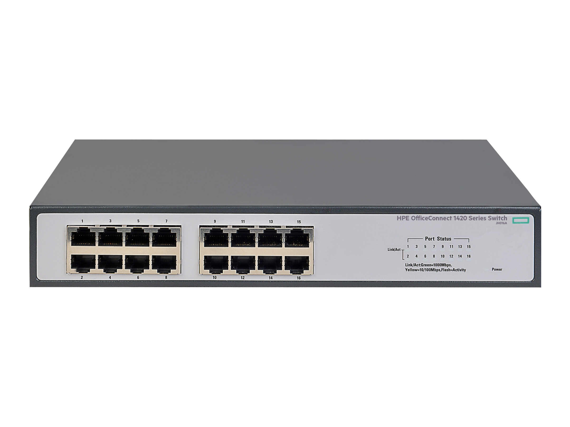 HPE 1420-16G Switch, JH016A