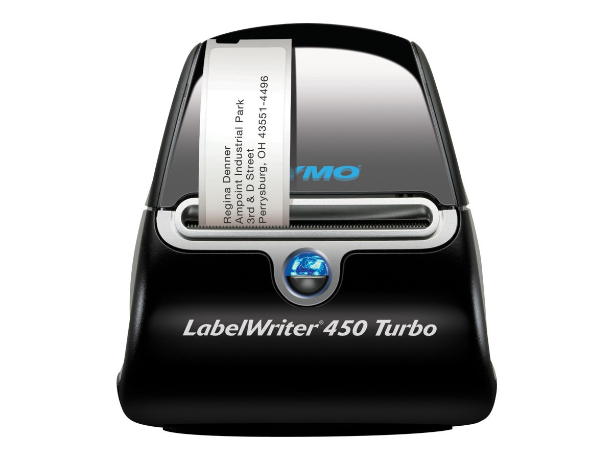 DYMO LabelWriter 450 Turbo Printer, 1752265