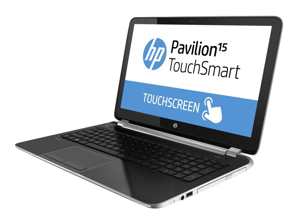 HP Pavilion 15-N068NR : 1.5GHz A4-Series 15.6in display