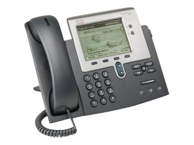 Cisco Unified IP Phone 7942G SCCP, SIP VoIP, CP-7942G=, 8165432, VoIP Phones