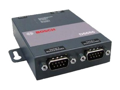 Bosch Security Systems Conettix IP Enet Adapter for D6600 120VAC, ITS-D6686-UL, 16717137, Adapters & Port Converters