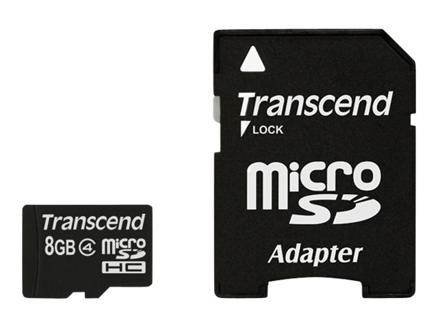 Transcend Information TS8GUSDHC4 Image 2