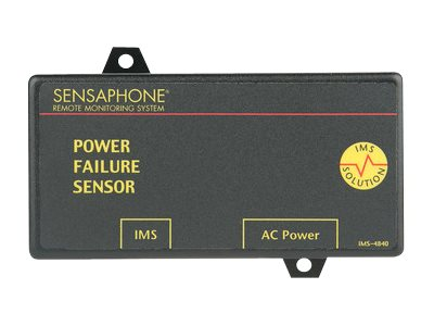 Sensaphone IMS-4000 Power Sensor (110 220VAC), IMS-4840