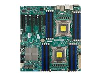 Supermicro Motherboard, E5-2600, C602, LSI 2308, 8 SAS2, MBD-X9DA7-B, 13763154, Motherboards