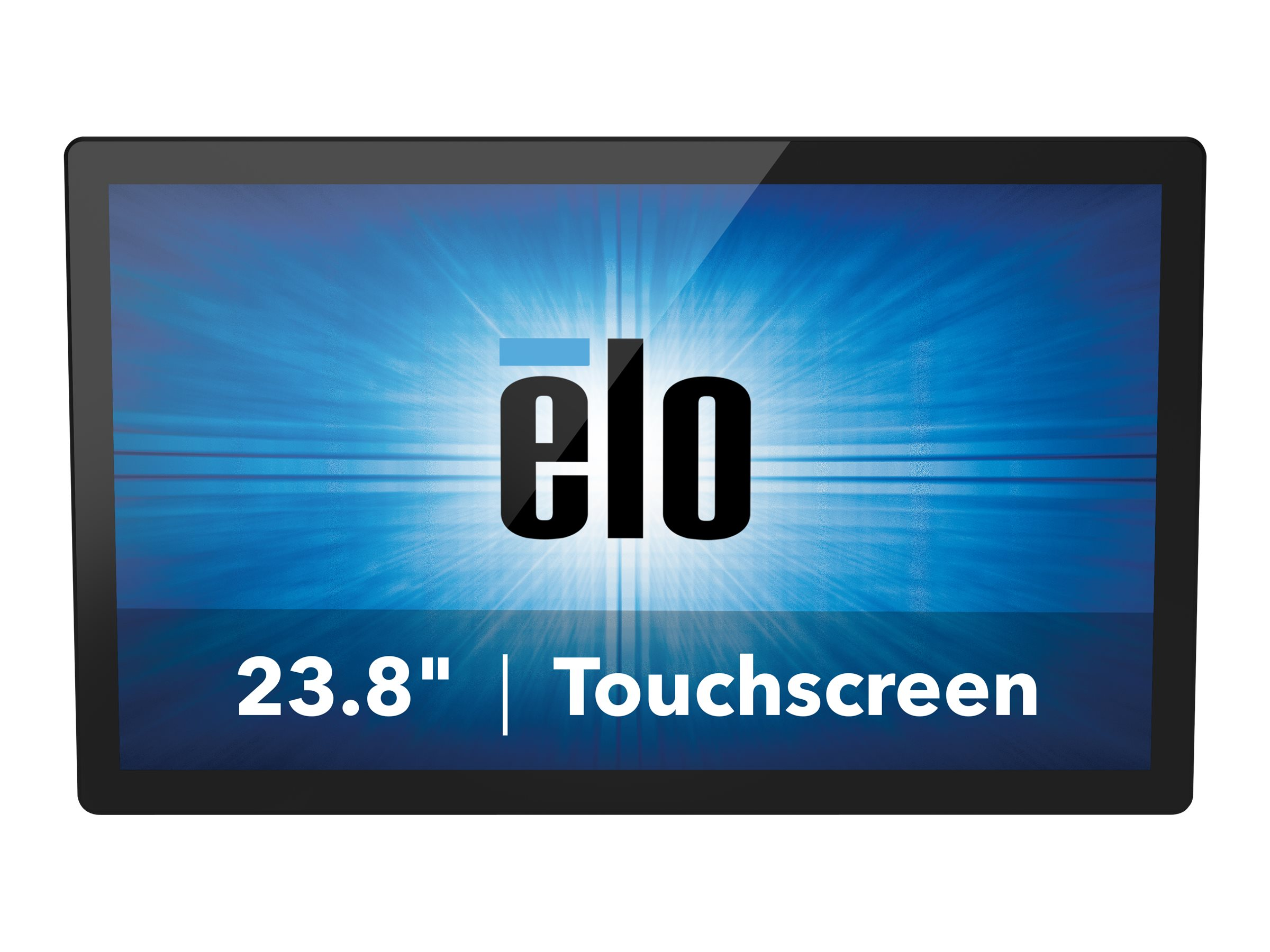 ELO Touch Solutions 23.8 2494L Full HD LED-LCD PCAP Touchscreen Monitor, Black