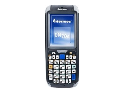 Intermec CN70E EA30 2D Imager, No Camera, Num Keyp, 1GHz, 512MB 1GB, 4000mAh Batt, WEH 6.5