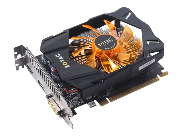 Zotac NVIDIA GeForce GTX 750 TI PCIe 3.0 x16 Graphics Card, 2GB GDDR5, ZT-70605-10M, 17596939, Graphics/Video Accelerators