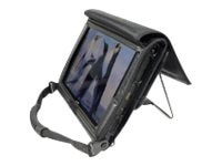 Elegant Packaging, LLC Docking Easel Bump Case with Screen Cover Flap for the Motion J3400, 508515, 10152577, Carrying Cases - Notebook