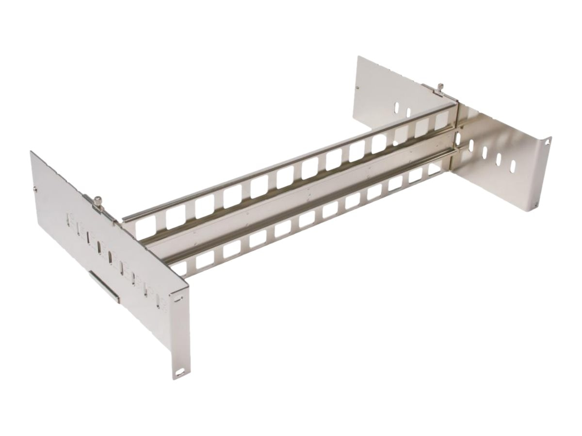 IMC Adjustable DIN Rail 19 Rack Mount Kit